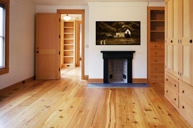 Gebruikte Houten Vloer : Parket laminaat nu grenen houten vloer grenen houten planken