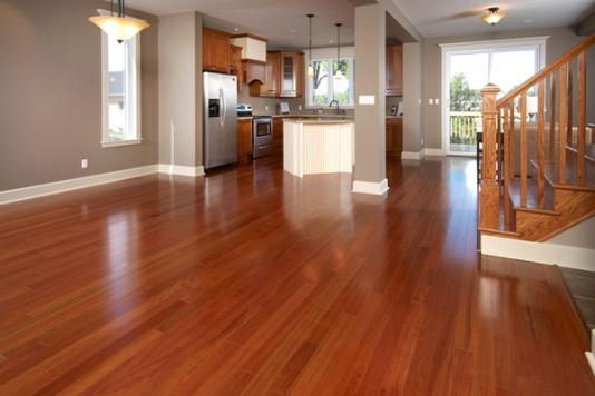 Sàn gỗ Giáng Hương là sàn gỗ tự nhiên đẳng cấp trong nội thất Việt