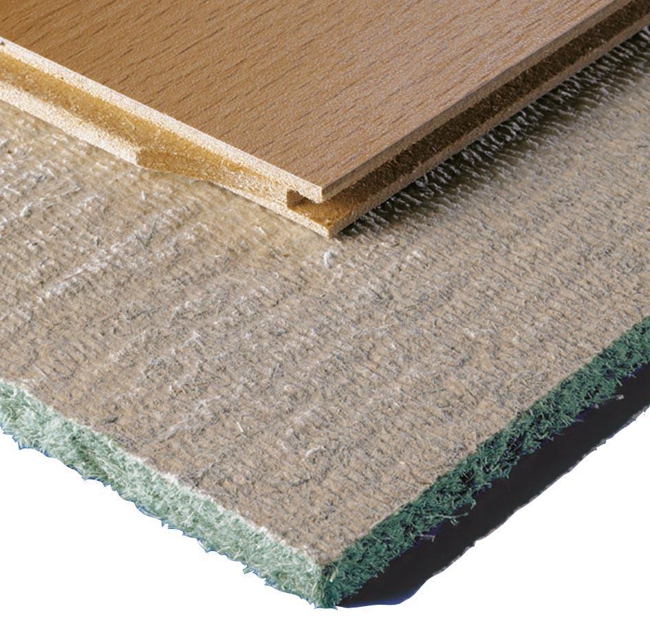 Beste ondervloer laminaat vloerverwarming