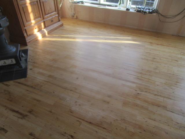 Parket laminaat nu houten vloer renovatie schuren van houten