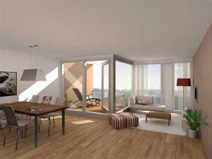 Parket laminaat nu houten vloer appartement
